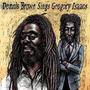 Cd Dennis Brown Sings Gregory Isaacs