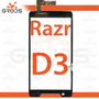 Tela Vidro Touch Motorola Razr D3 Xt919 Xt920