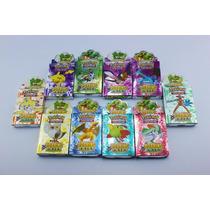 Lote 100 Cartas Pokémon X Y (sem Repetição) Pronta Entrega