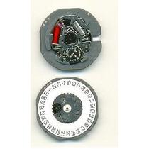 Máquinas Para Relógios De Pulso Modelo Vj32/6 Novo