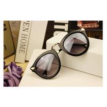 Óculos De Sol Feminino Fosco Moda Verão