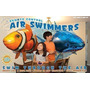 Air Swimmers Remote Control Flying Shark & Clownfish Officia