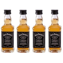 Miniatura Whisky Jack Daniel