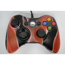 Controle Com Fio Xbox E Pc Manete Xbox 360 Joystick Pc E Xb