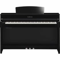 Piano Clavinova Yamaha Clp, Negro Brillante Mod.clp545pe