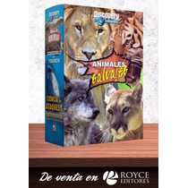Animales Salvajes 4 Dvds