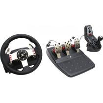 Volante Joystick Logitech G27 Racing Wheel Pc / Ps2/ Ps3