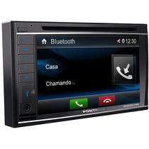 Central Multimídia Positron Sp8920 Nav Gps Tv Bluetooth Sd