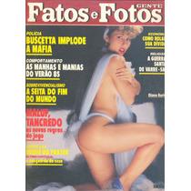 Fatos E Fotos 1984 - Gabrielle. Garota Carinho. Simone