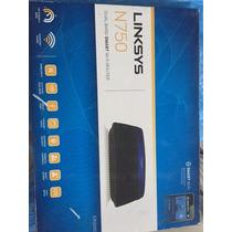 Ruteador Access Point Linksys Ea-series Ea3500 Dual-band N75
