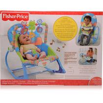 Fisher Price Cadeirinha Balanço Sapinho X7033 Mattel