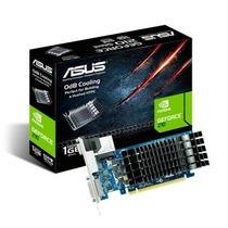 Placa De Vídeo Asus Nvidia Geforce Gt 210 1gb 64 Bits Gddr3