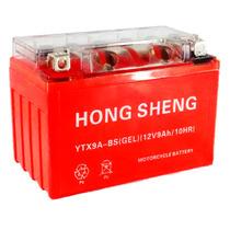Bateria Ytx9-bs Gel Garantia 6 Mesesyamaha Italika Honda