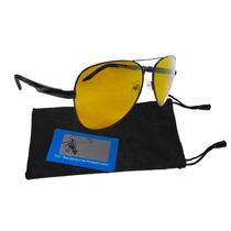 Lente De Sol Yoe 5135 Polarizado Ámbar Protección Uv