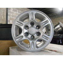 04 Rodas Silverado Dlx Aro 15 X 7 6x139 Originais Usadas