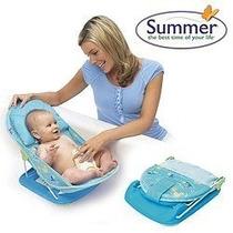 Asiento Para Bañera Summer Para Bebe 3 Posiciones