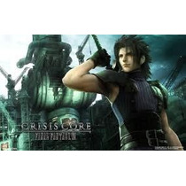 Patch - Final Fantasy Crisis Core - Patch - (psp - Pc) -