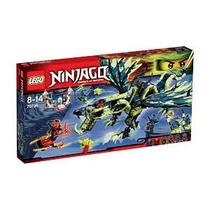 Lego Ninjago Ataque Do Dragao Moro 70736