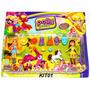 Kit Boneca Polly Pocket Com Acessórios Pvc Brinquedo Meninas