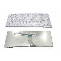 Teclado Acer Compatível P/n Aezd1600010 Model No: Zd1 Rev 3a