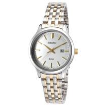 Reloj Seiko Sur793p1 Es Neo Classic Two-tone Stainless