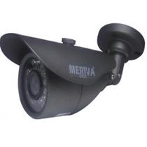 Camara Bullet Meriva Mbas200 800tvl 3.6mm Cmos Ir-cut +c+