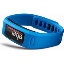 Reloj Deportivo Garmin Vívofit Fitness Azul