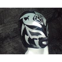 Wwe Cmll Aaa Mascara De Luchador La Sombra P/niño Licra Econ