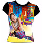 Soy Luna - Polera Manga Corta Negra Talla  8-10-12-14<br><strong class='ch-price reputation-tooltip-price'>$ 9.990</strong>