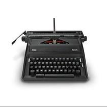 Real Época Máquina De Escribir Portátil