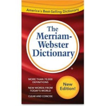 Merriam-webster Diccionario Diccionario Libro Impreso - 960