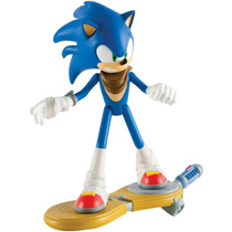 Sonic - Figura Articulada (16cm) Sonic Boom Tomy To-22513-a