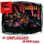 Nirvana - Unplugged In New York - Vinilo Nuevo, Import. 180g