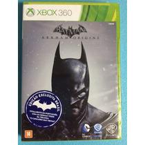 Batman Arkham Origins Xbox 360 Xbox360 Original