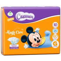 Fralda Cremer Disney Baby G 60 Unidades