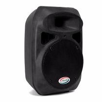 Bafle Parlante Potenciado Bluetooth 20 Cm Embassy Usb 2 Mic