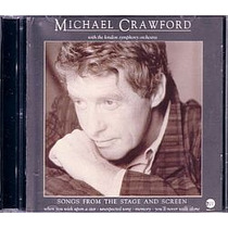 Cd Michael Crawford - Songs From The Stage.. E With Love (us