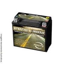 Bateria Para Moto 12v Xtz 6ls Honda Xre300 Cg150/fan Mix