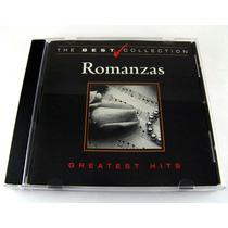 Romanzas / Caruso Gigli Schipa Tauber Cd Como Nuevo 2001