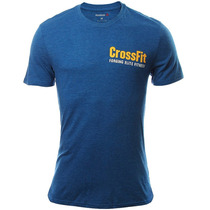 Playera Atletica Crossfit Graphic T1 Hombre Reebok Ab0588