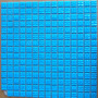 Mosaico O Malla Para Piscina O Baño Azul Turquesa 2x2