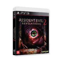 Resident Evil Revelations 2 Ps3 Cp6987bn Capcom Nota Fiscal