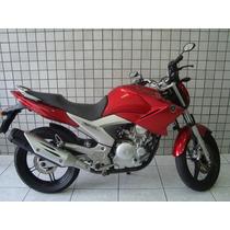 Yamaha Fazer 250 Vermelha 2012