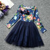 Vestido Niña Princesa Tul
