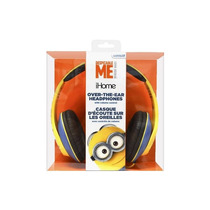 Kiddesigns - Minions Over-the-ear Auriculares - Negro