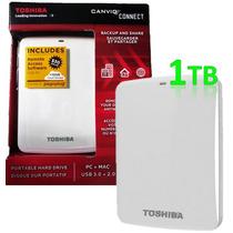 Disco Duro Externo 1tb Toshiba Portatil 1tb Usb 3.0 Y 2.0