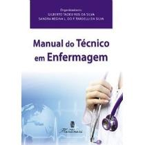 Combo Enfermagem: Manual Do Técnico + Anatomia + Dicionário
