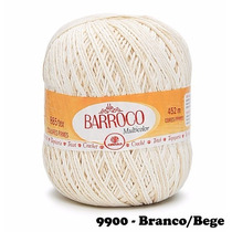 Kit 10 Linhas Barroco Maxcolor/ Multicolor 400g Frete Grátis