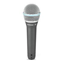 Microfone Mão Samson Q8
