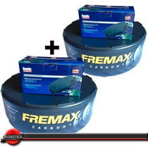 Kit Max Disco+pastilha Freio Traseiro Dianteiro Corolla 2003